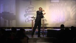 Sabbath Message from Dwayne Lemon - NEC Camp Meeting 2015