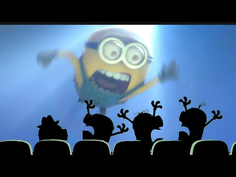 Watch The Despicable Me 2 First Trailer With The Minions