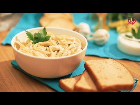 How To Make Cream Cheese Spaghetti - POPxo Food