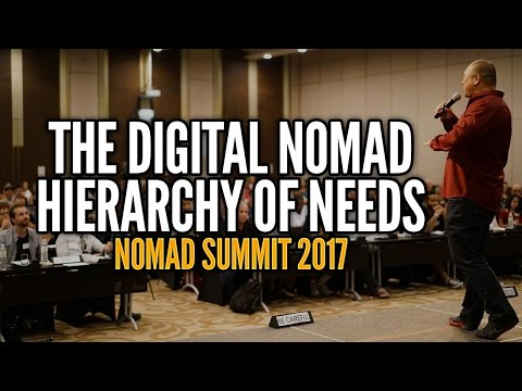 Leveling Up in Life and Business: Digital Nomad Hierarchy of Needs - Johnny FD