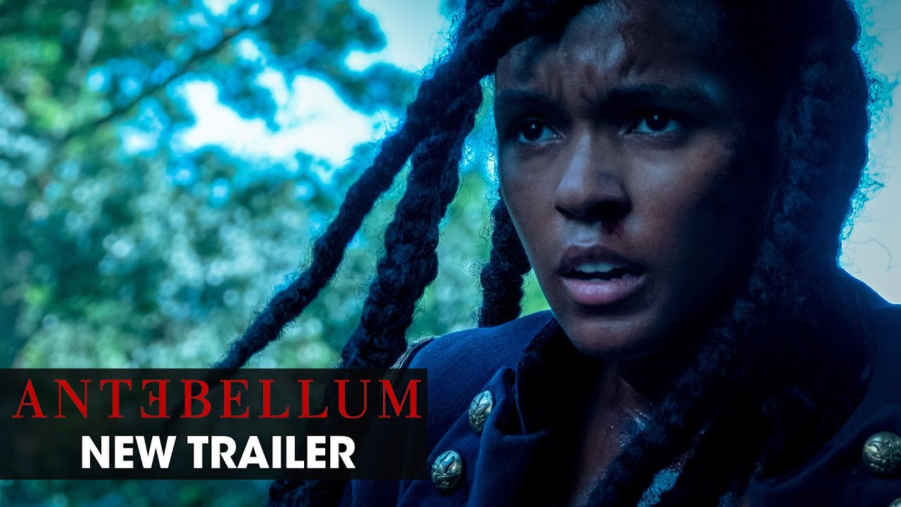 عرض التريلر الدعائي الثاني لفيلم Antebellum – التأمل