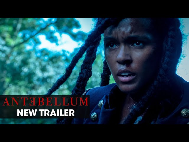 Antebellum (2020 Movie) New Trailer - Janelle Monáe