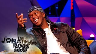 KSI's Parents Hated the Idea of YouTube | the Jonathan Ross Show