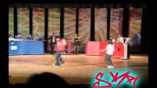 Cwalk -SKr feat. Mihaela- Salut, liceu :CNMK vs. Gh.Asachi- Proba de dans