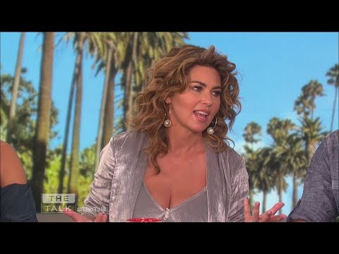 Shania Twain - The Talk - Interview Segment - Oct 25, 2017