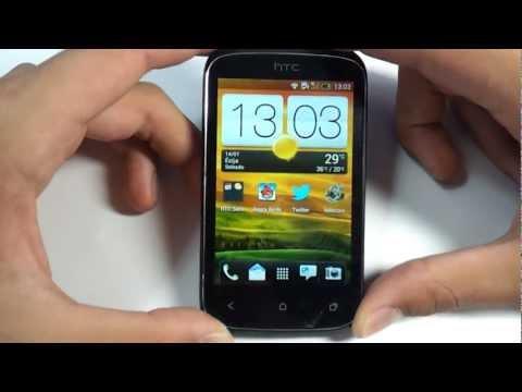 Videoreview HTC Desire C en español