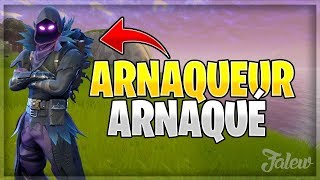 I'm a big BIG ARNAQUER FORTNITE SAUVER THE WORLD!!!