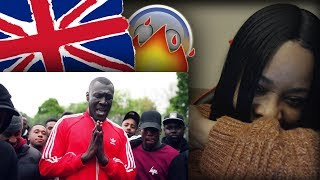 AMERICAN MOM FIRST REACTION TO UK RAP DRILL/GRIME ft. Stormzy & Unknown T