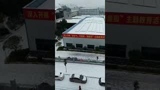 邵阳隆回的雪景