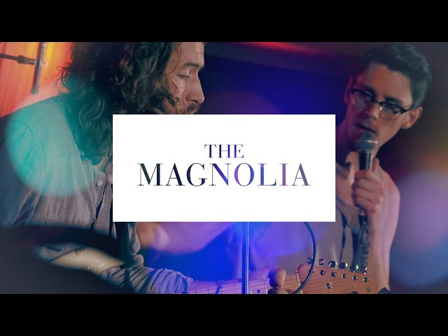 The Magnolia - White As Snow