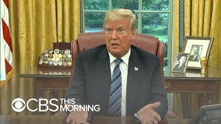 Trump stirs controversy after praise of Hurricane Maria federal response
