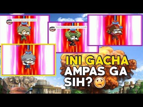 Trik Gacha Ninja Heroes Part 3 - Ini Gacha Ampas Ga Sih?? - 동영상