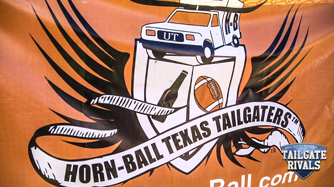 Tailgate Rivals Season 8: Ryan with the Horn-Ball Texas Tailgaters