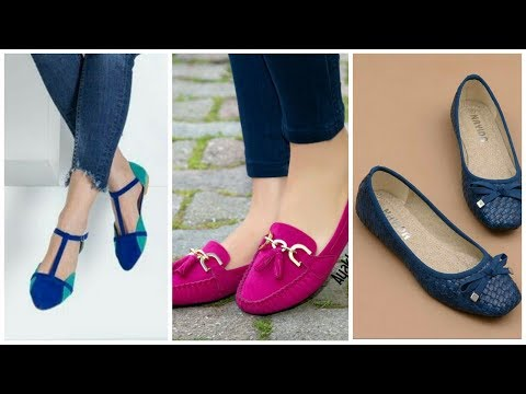 outstanding-flat-comfortable-summer-collection-of-flat-pumps-shoes