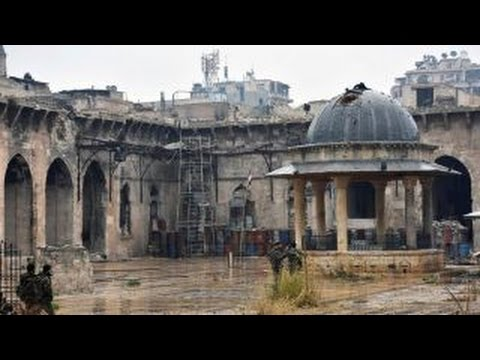 Syria cease-fire breaks down in Aleppo