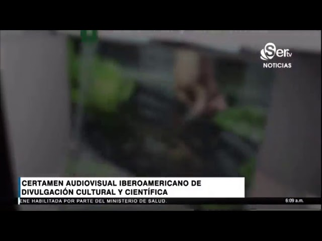 Gabriel Torres Espinoza habla sobre el primer Certamen Audiovisual Iberoamericano, CreAtei.