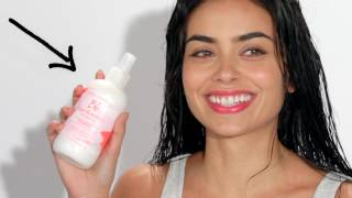 How to Achieve Air Dried Waves | Bumble and bumble.