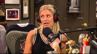 Rebecca Lowe does her Valley Girl accent (8/13/15)