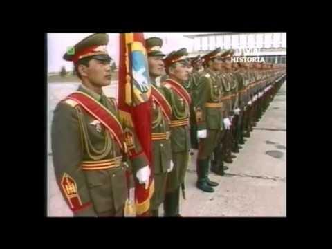 PRL 1986 Jaruzelski w Korei, kraju szczęścia i radości
