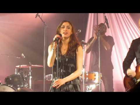 Olivia Ruiz - Quijote - Live @ Caluire Le Radiant 18/04/2013
