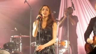 Olivia Ruiz - Quijote - Live @ Caluire Le Radiant 18 / 04 / 2013