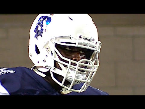 OT Greg Little '16 : Allen High (Allen, TX) Under The Radar Spotlight 2015