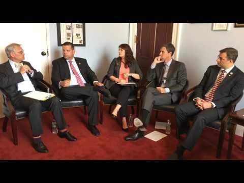 Bipartisan Panel Discusses Marijuana Policy - Garrett, Amash, O'Rourke, Blumenauer (7/18/17)