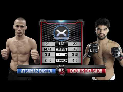Basiev vs Delgado XFN 11