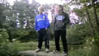 Hugo & Conne sjunger o dansar