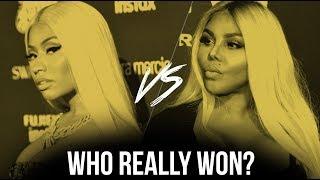 Nicki Minaj Vs. Lil Kim: Who REALLY Won?