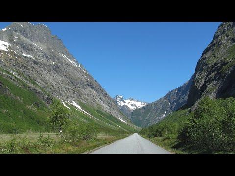 Norway: Fv. 655 Norangsdalen I