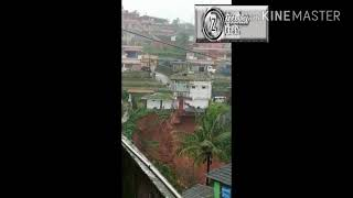 Kerala floods which took house with it. House