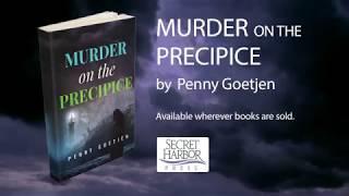 MURDER ON THE PRECIPICE Book Trailer