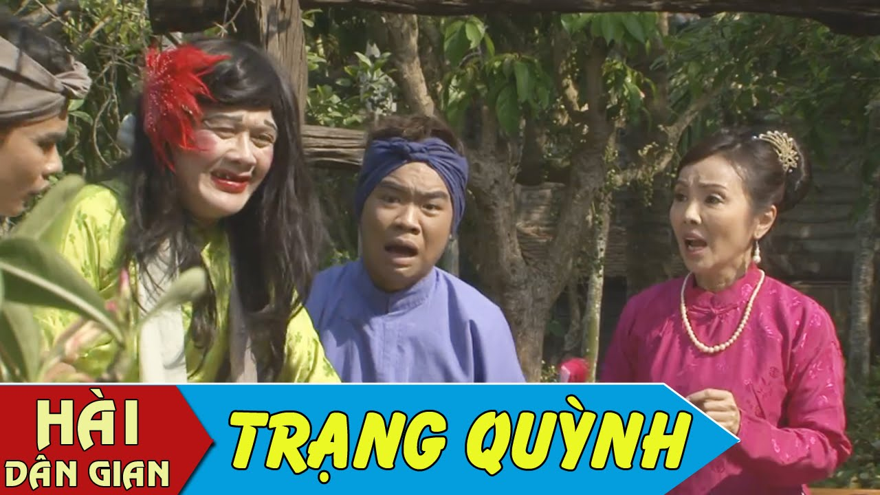 Phim Hài | Trạng Quỳnh Lễ Tế Sao