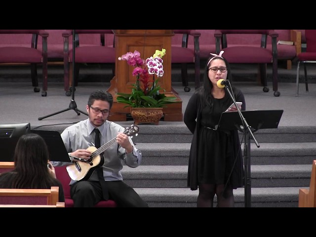 Give Your Heart to the Lord - Eric & Leah Vince Cruz