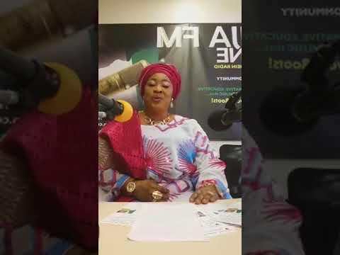 Radio Niger Live Programme