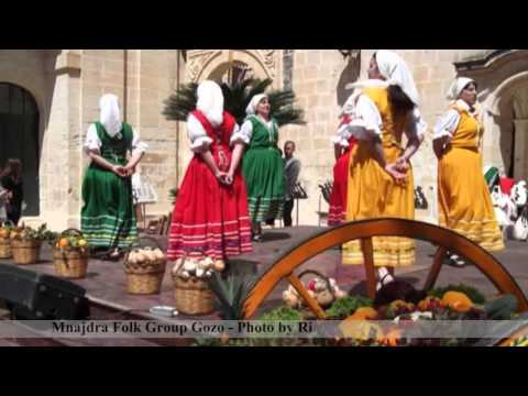 Malta-Attard: San Anton Gardens Fruit Festival 2011