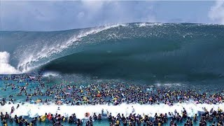10 Rogue Waves You Wouldn't Believe If Not Filmed