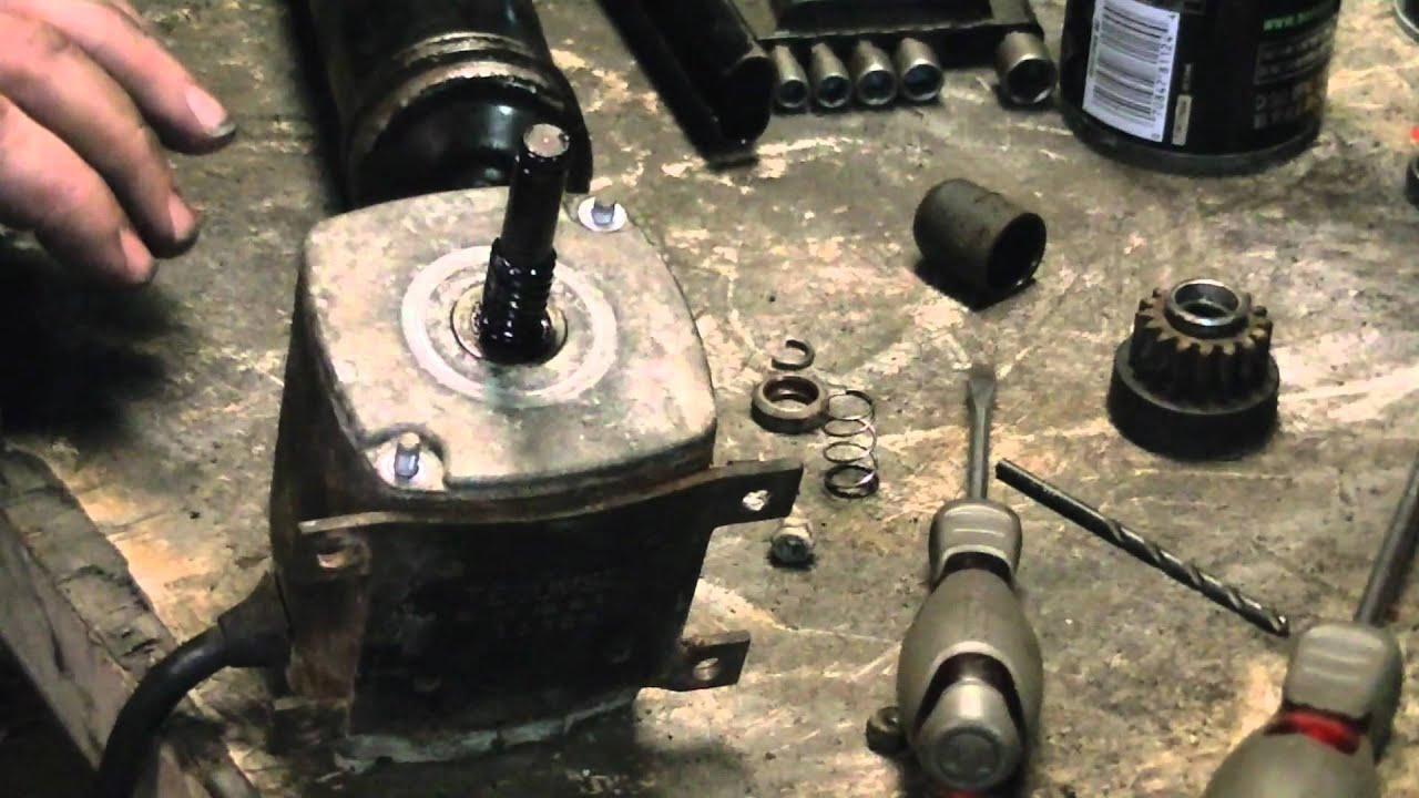 Tecumseh starter repair part 5