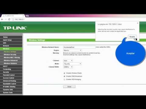 Configuracion Router tp link tl wr741nd v5