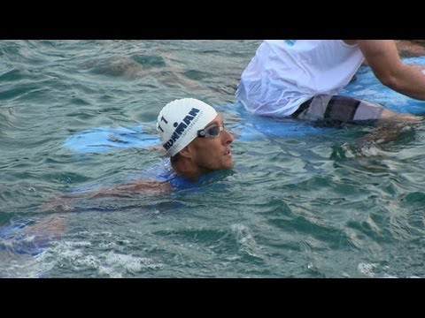 2012 Ironman World Championships: The swim up close and personal