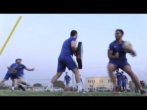 RugbyU: Devoted few nurture sport in football-mad Iraq