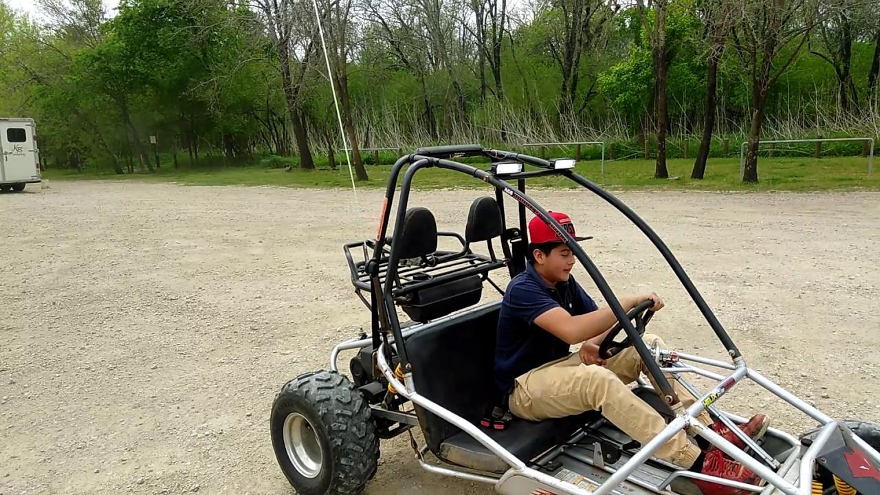 Helix go Kart gy6