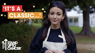Michelle Keegan & Rylan Clarke-Neal Share Their Baking Tips | Celebrity Bake Off For SU2C (2019)