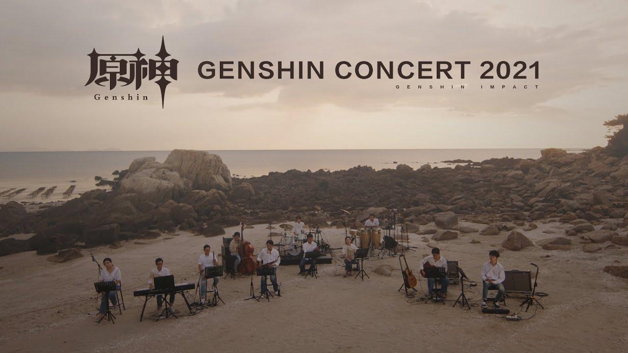 【原神】GENSHIN CONCERT 2021 - Melodies of an Endless Journey  (Teaser 3)