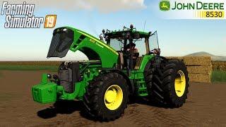"[""Farming Simulator 19"", ""JOHN DEERE"", ""JOHN DEERE 8030"", ""8530"", ""8530 Chip"", ""tractor"", ""IC Control"", ""farming game"", ""Landwirtschaft"", ""FS 19"", ""LS 19"", ""Landwirtschafts-Simulator""]"