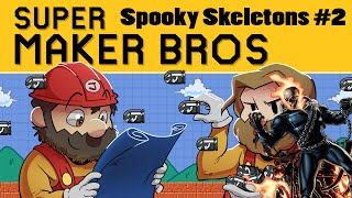 Super Maker Bros. - Spooky Scary Skeletons #2