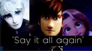 "Non.Disney~ ""Say it all Again"""