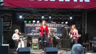 Wienergassenblues 2013 - Susanne Plahl & The Lightning Rod - You taste so good