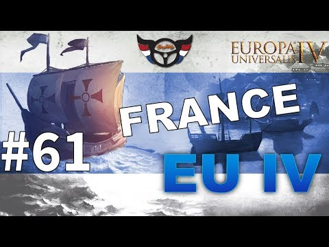 EU4 France - Big Blue Blob Achievement Run - ep61